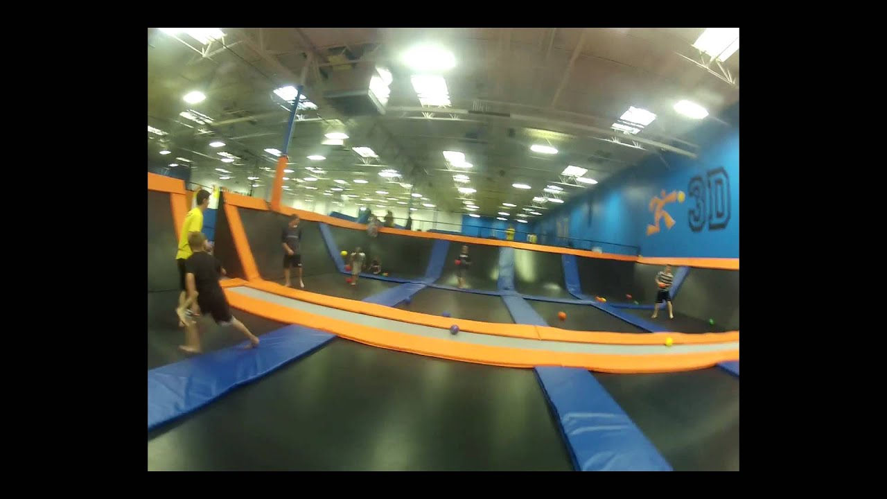 get air hang time orem trampoline park first days youtube. Black Bedroom Furniture Sets. Home Design Ideas
