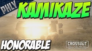 Crossout- Kamikaze Creation - 7,700 Kgs Of Tnt (Crossout Gameplay)