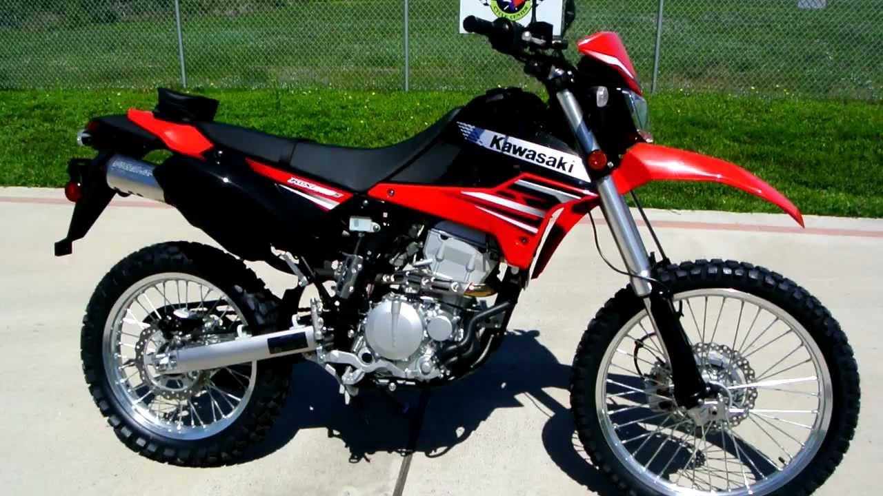 Overview and Review: 2012 Kawasaki KLX250S Dual Purpose, Street ...