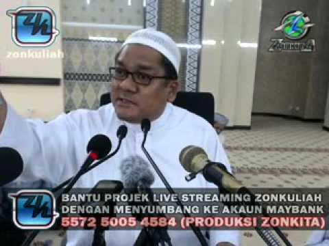 [LIVE] 140514 BM21 - Ustaz Shamsuri Hj Ahmad