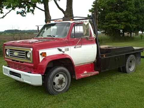 C60 Chevy Truck 777 Youtube