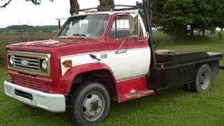 C60 Chevy Truck