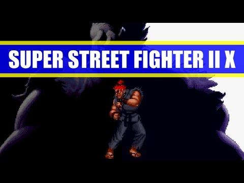 ケン スタッフロール - スーパーストリートファイターII X