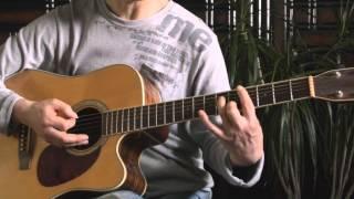 기타교실28 - 소울 리듬 연습   밤에떠난여인