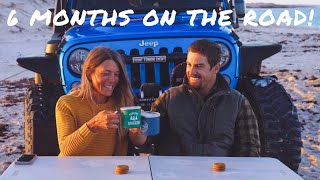 YOU, ME & OUR JEEP - Ultimate Overland Vehicle? Dream Overlanding Destination? | 6 Months Q&A |