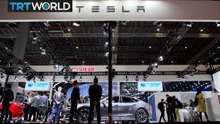 Tesla stock price falls on 'worst case' worries | Money Talks