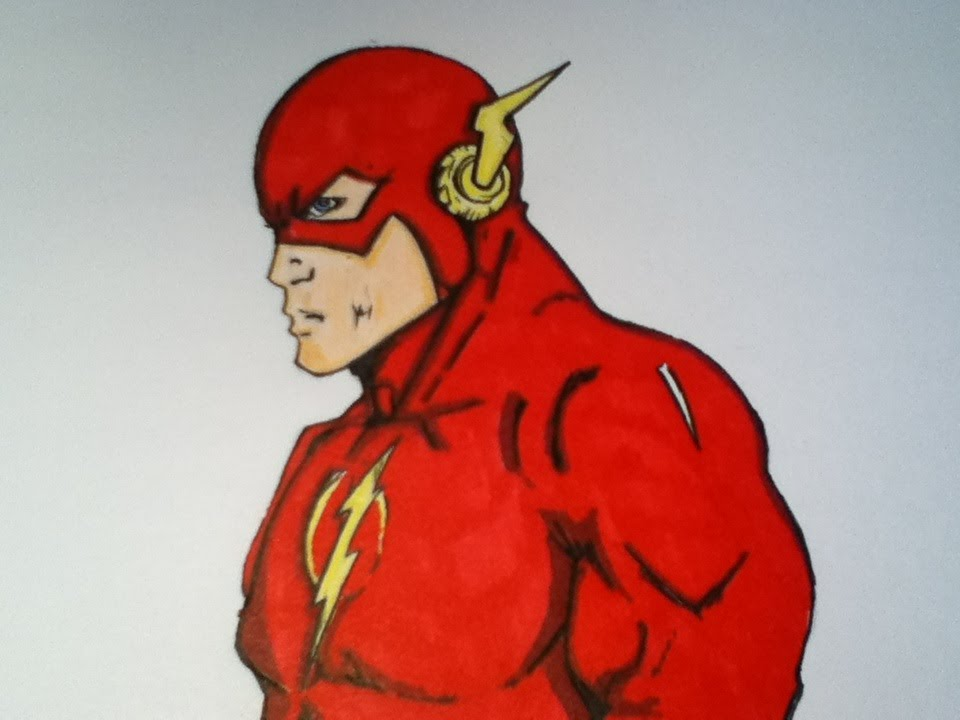Drawing The Flash