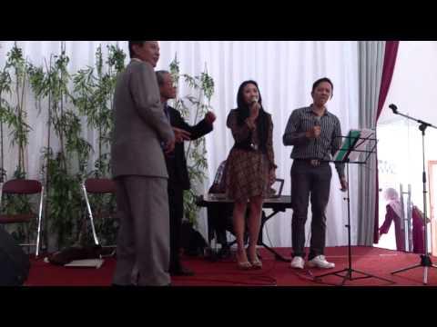 Rhoma Irama ft. Nur Halimah - Dawai Asmara - cover by Sakti & Yudith