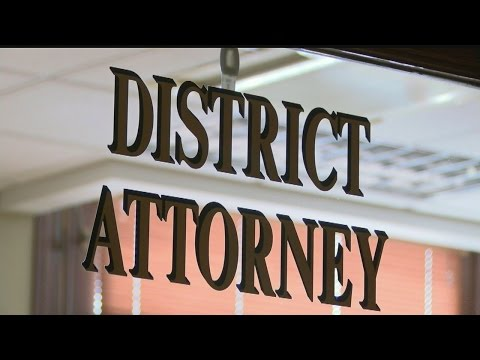 Mercer County district attorney under investigation