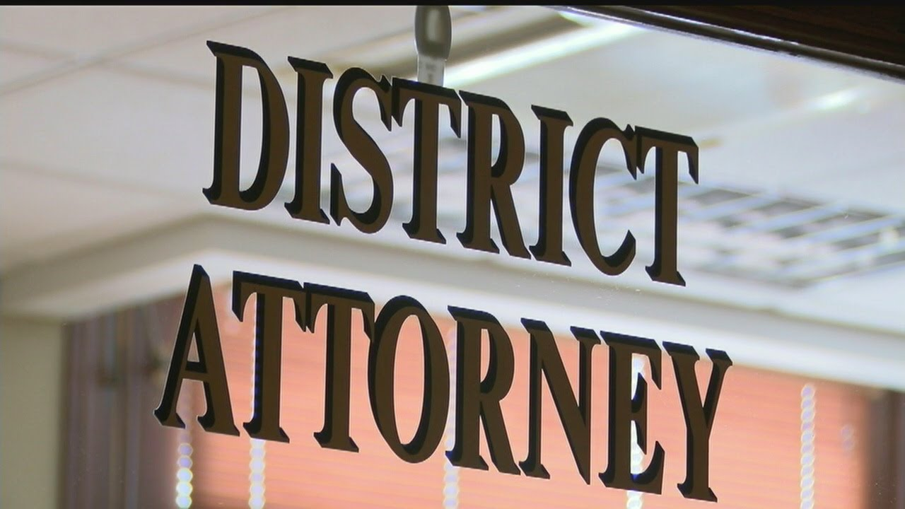 Mercer County district attorney under investigation - YouTube