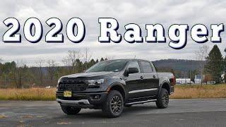 homepage tile video photo for 2020 Ford Ranger XLT: Regular Car Reviews