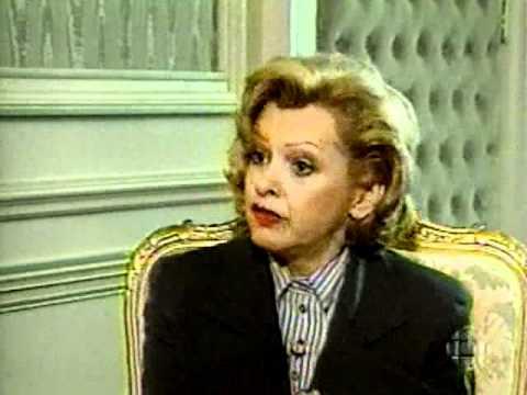 1996 Reportage Christine St-Pierre sur Lisette Lapointe femme ex PM Jacques Parizeau