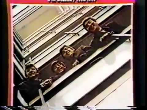 The Beatles Red and Blue Albums 1962-1966 1967-1970 TV Ad