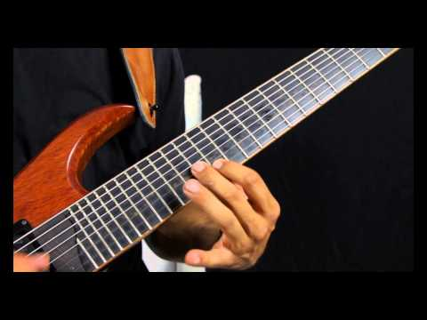 BEYOND CREATION - Elusive Reverence Guitar Playthrough (Official Video, HQ)
