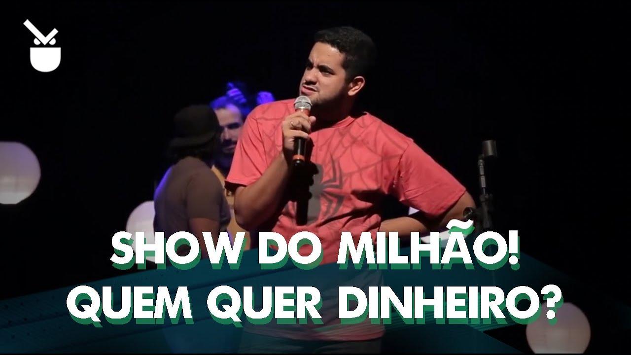 A MINHA MÃE GANHOU NO SHOW DO MILHÃO