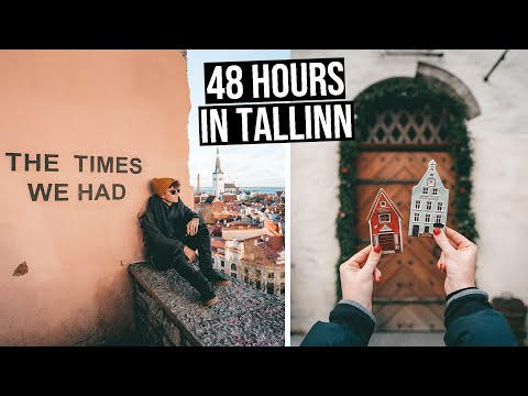 First Time in Estonia | 48 Hours in Tallinn