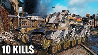 ТАНК АЛКАША БОЙ 🌟 Type 5 Heavy World of Tanks