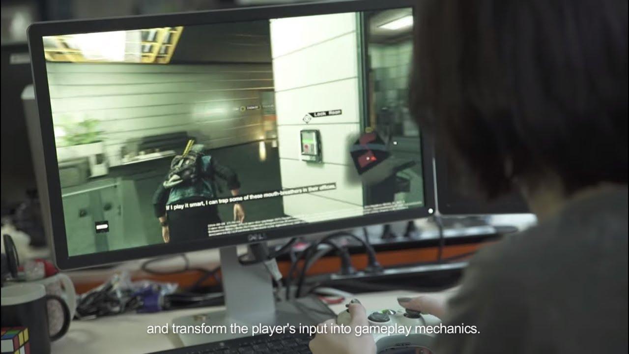 Gameplay Programming At Ubisoft by Ubisoft