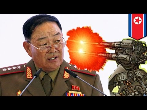 Anti-aircraft gun execution: North Korean Defence Minister 'purged' - TomoNews