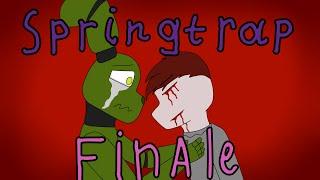 FNAF- Springtrap Finale Animation
