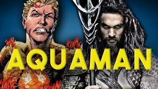 AQUAMAN ist der GEILSTE SUPERHELD der Welt! - Donnerstag der Gerechtigkeit