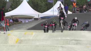 40-44 Cruiser Male Final - 2013 New Zealand BMX National Championships