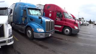 3244 walkabout at the Pilot truck stop