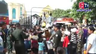 CAMBODIA  HOT  NEWS  ( POIPET  TOWN ) 15/06/2014(4)