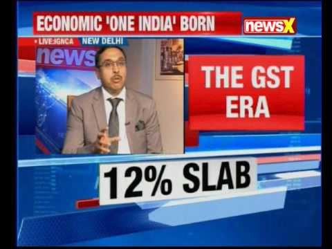 India tryst with GST