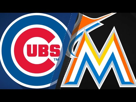 Cubs belt three homers for Opening Day win: 3/29/18