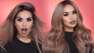 LOOSE WAVE HAIR TUTORIAL | iluvsarahii