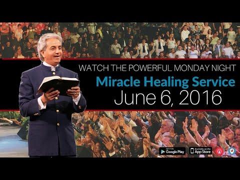 Live Monday Night Healing Service - June 6th, 2016