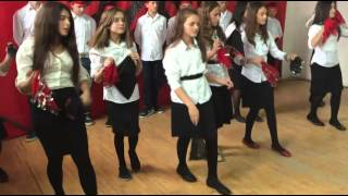 Fshati Tenovë - Festa e 28 Nëntorit - Video 9 (28.11.2014)