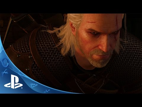 The Witcher 3: Wild Hunt - Official Gameplay Trailer   PS4