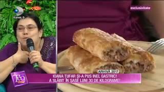 Teo Show (21.03.2018) - Ioana Tufar a slabit si se marita cu Ionut anul acesta! Partea 4