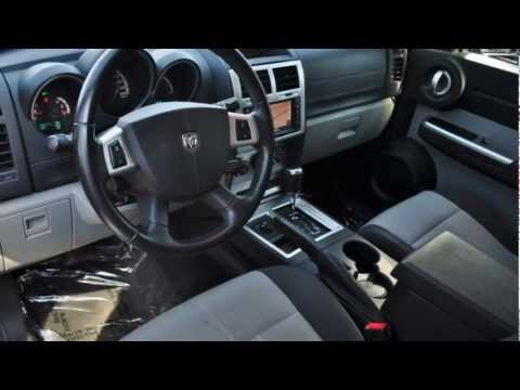 dodge nitro 2 8 crd sxt 28546 auto kunz ag occasion youtube. Black Bedroom Furniture Sets. Home Design Ideas