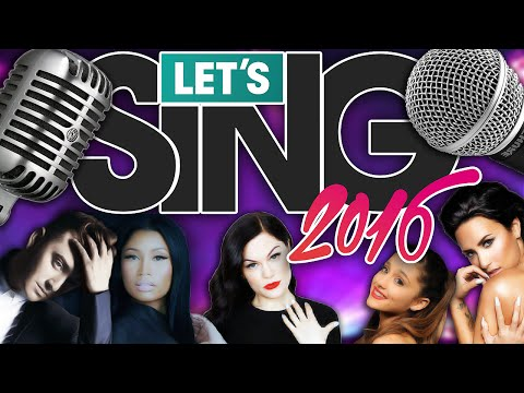 Let's Sing 2016 | THE BEST SINGER IN THE WORLD IS BACK! | Funny Moments/Karaoke/Montage