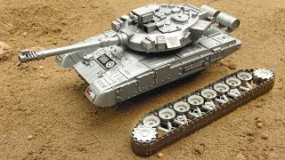Military Vehicles Assembly Tank Toy Videos For Children - G427D