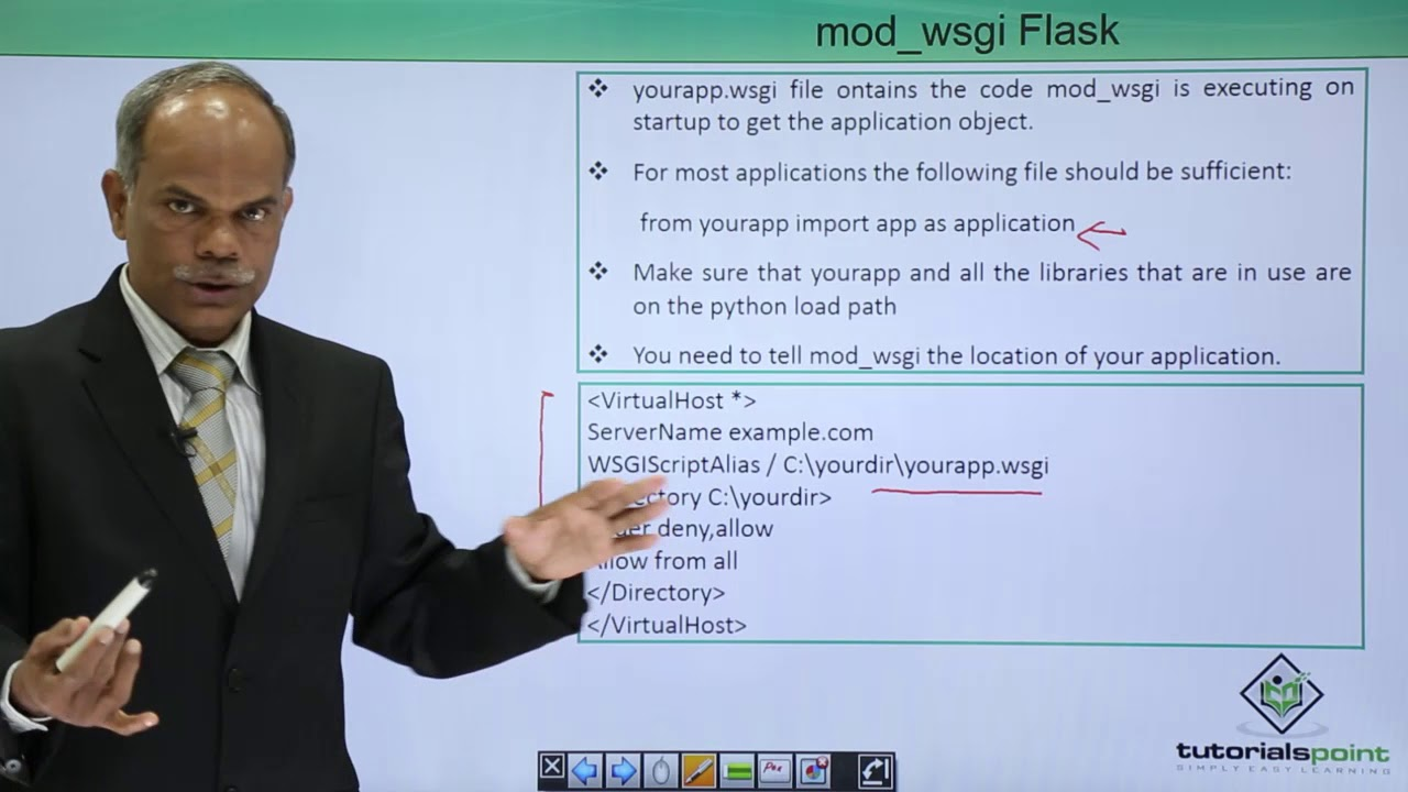 Flask framework deployment youtube flask framework deployment tutorials point baditri Choice Image