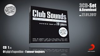Club Sounds - Best Of 20 Years (Official Minimix)