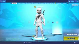 How to change the posture of any skin (Fortnite)