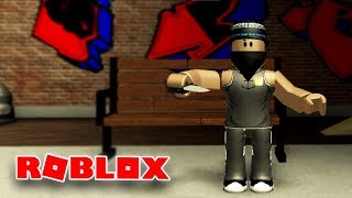 BEING A THUG IN ROBLOX!