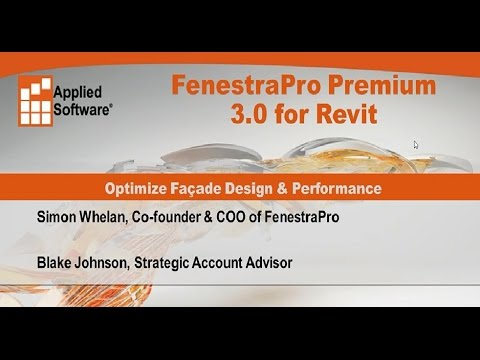 FenestraPro Premium 3 0 for Revit: Optimize Facade Design and Performance