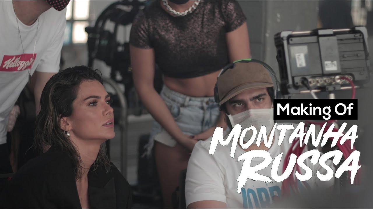 Kelly Key - Montanha Russa (Bastidores)