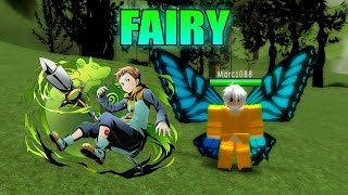 FAIRY SHOWCASE | Deadly Sins Online (Roblox)