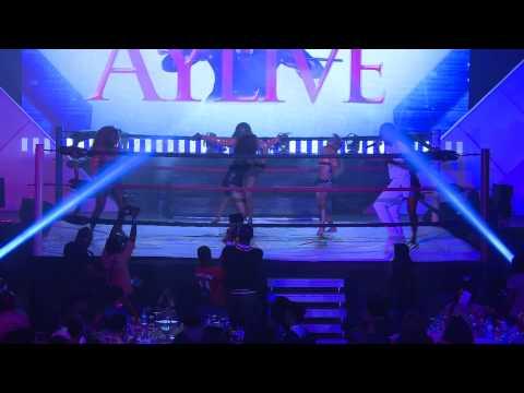 Girlie O: Live Performance by Patoranking Ft. Tiwa Savage