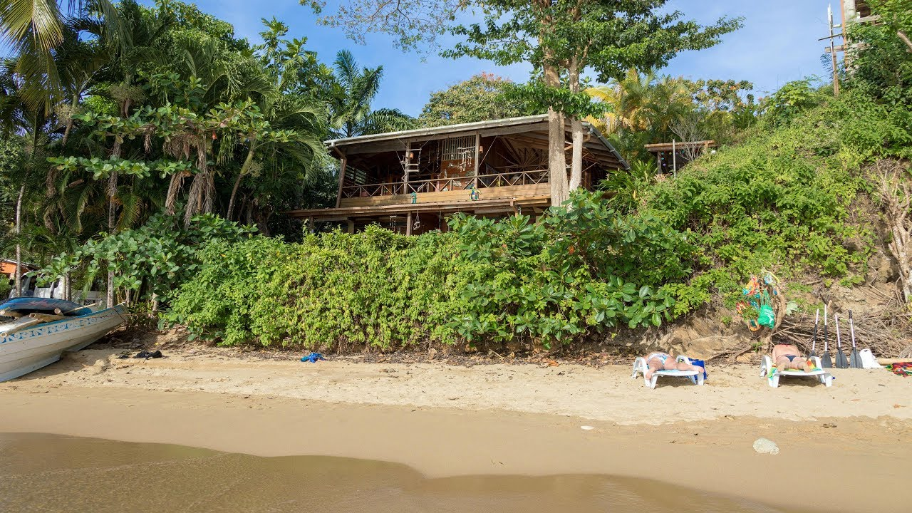 Beach House Castara Tobago