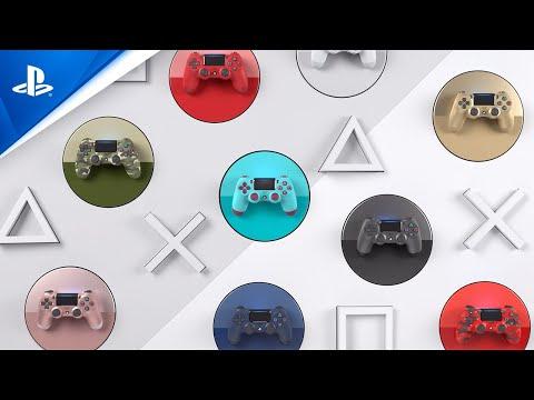 Dualshock 4 Wireless Controller - Unleash Your Color   PS4
