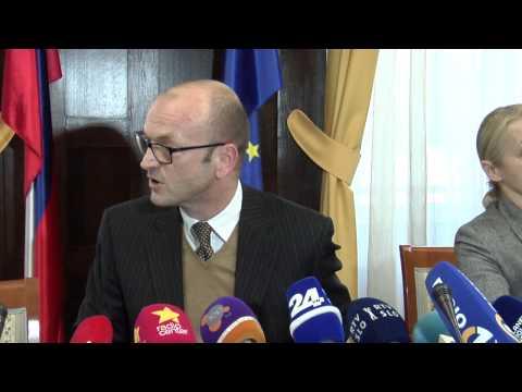 11.02.2015 Novinarska konferenca Banke Slovenije o domnevnih nepravilnostih