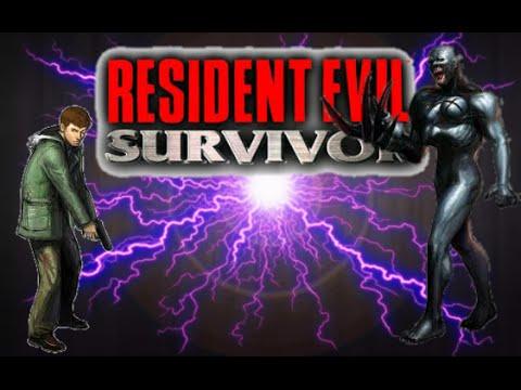 Historia Resident Evil Survivor